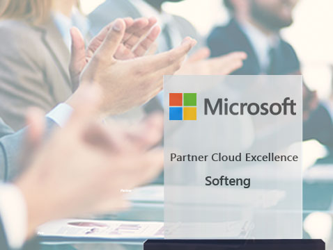 Softeng recibe el premio de Partner del año Cloud Excellence de Microsoft