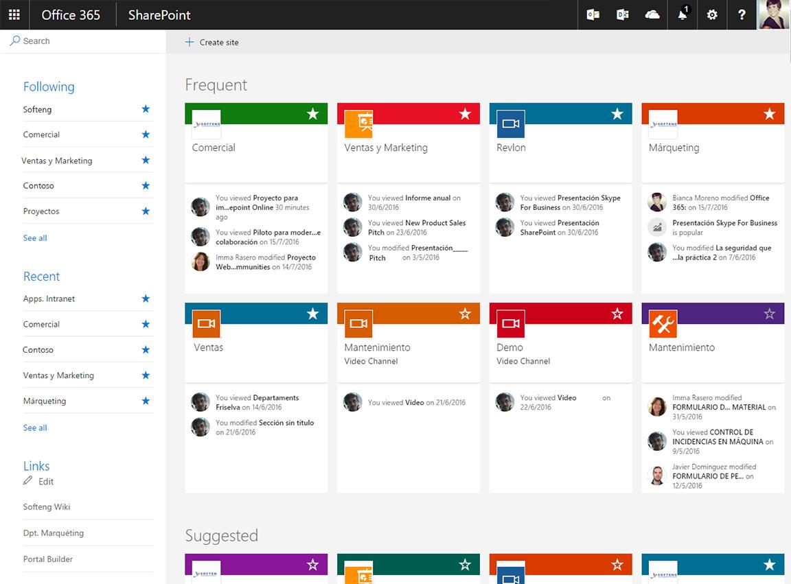 SharePoint Online: La nueva forma de trabajar