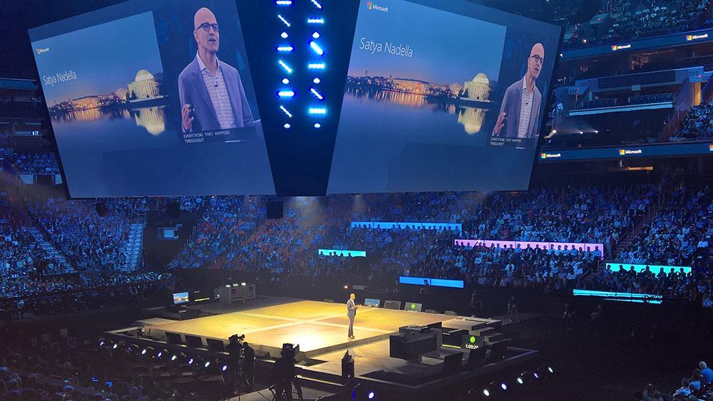 Resumen del Microsoft Inspire