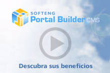 Presentation of Portal Builder in 4 minutes