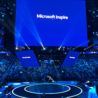 Softeng in the Microsoft Inspire 2018