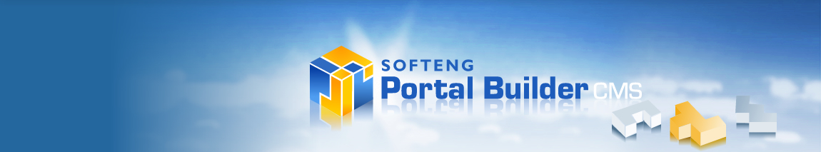 What is Softeng Portal Builder?