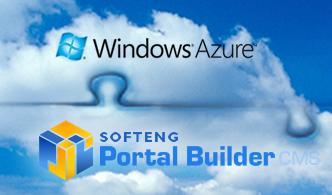 Softeng Portal Builder ™, the first platform for Web projects operating in Windows Azure