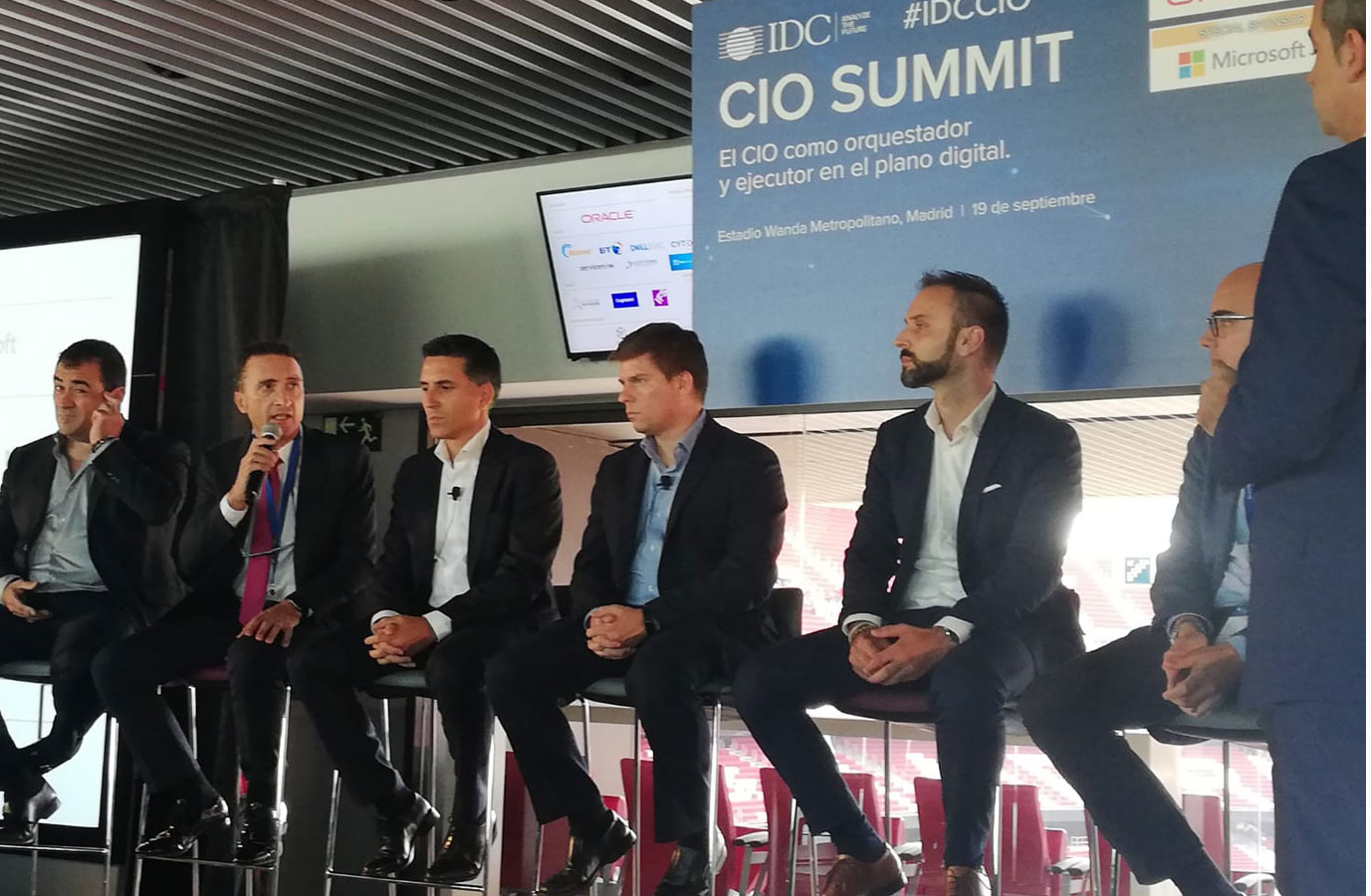 Softeng participa en IDC CIO SUMMIT
