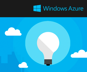 new site of azure the cloud platform of microsoft