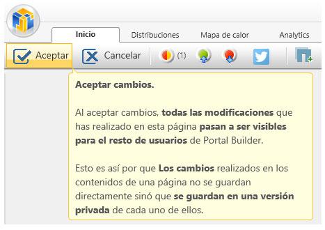 Descubre las novedades de Portal Builder