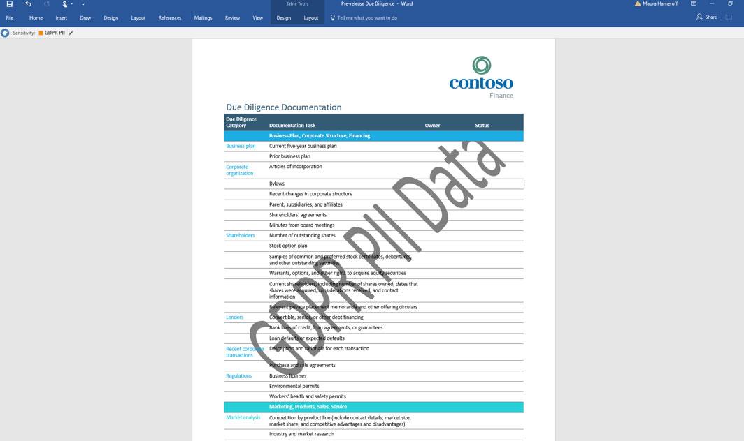 Mejora la protección de la información confidencial de tu empresa y el cumplimiento