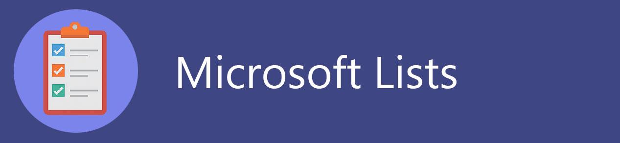 Descubre una nueva forma de gestionar la información con Microsoft Lists