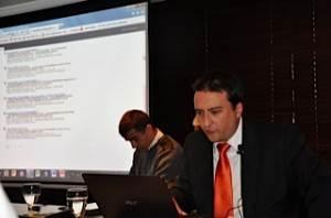 """SOFTENG participa con éxito en el evento  """"Redes sociales corporativas"""""""