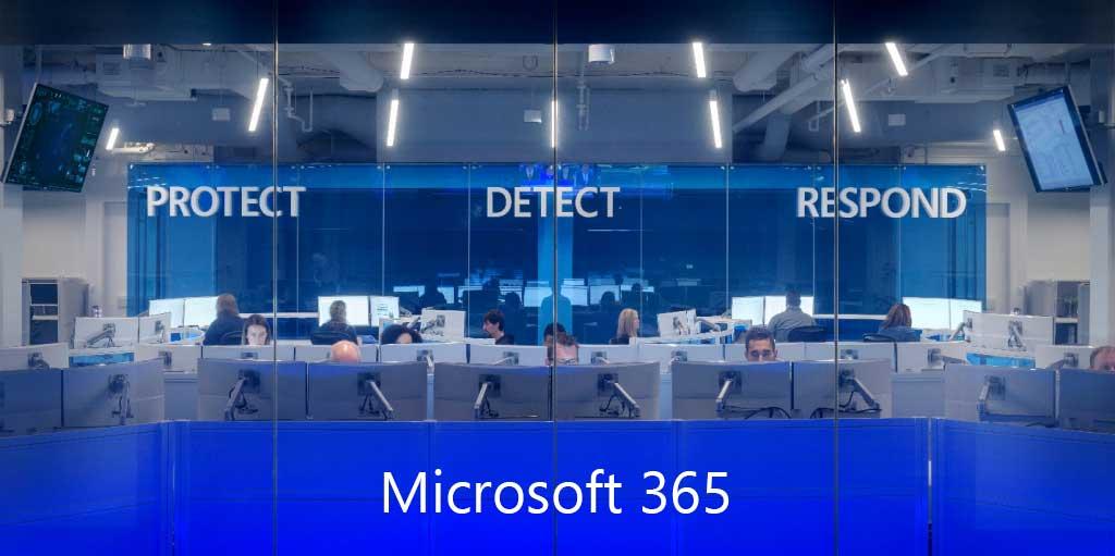 Microsoft 365, una garantía para el cumplimiento del GDPR y la seguridad en el puesto de trabajo