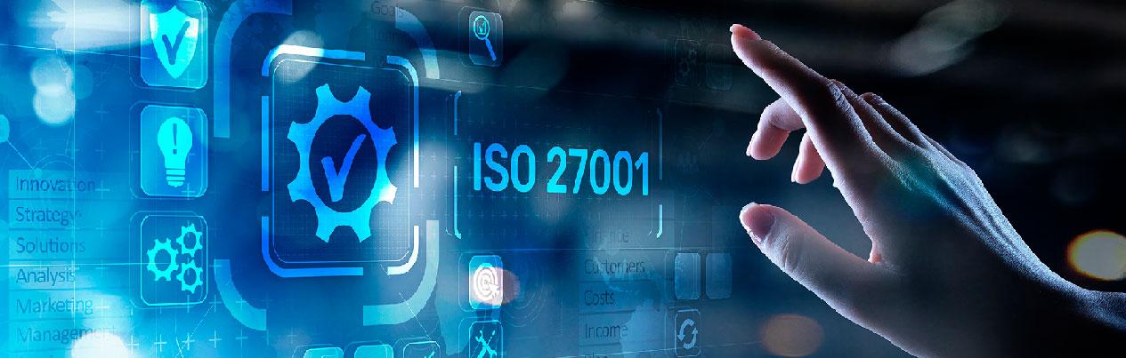 SOFTENG consigue la certificación ISO 27001