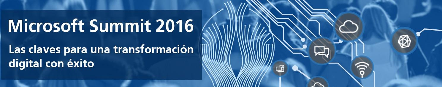 Softeng participa el el MICROSOFT SUMMIT 2016