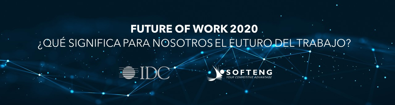Softeng participará en el Future of Work 2020