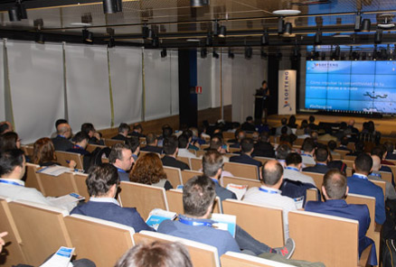 Record attendance at our event on cloud solutions: Office 365 and Azure