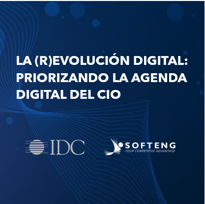 This was the participation of Softeng in the IDC CIO Digital Forum 2020 event