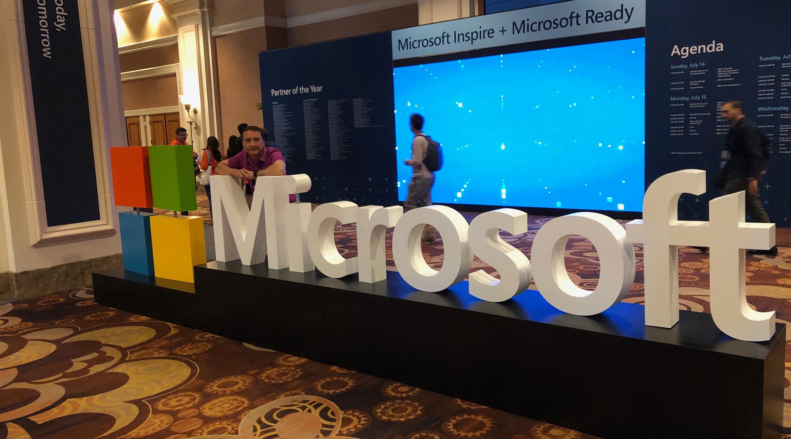 Softeng fiel a su cita al Microsoft Inspire