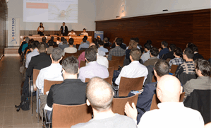 Great success of the event on Azure and Office 365, Microsoft and Softeng