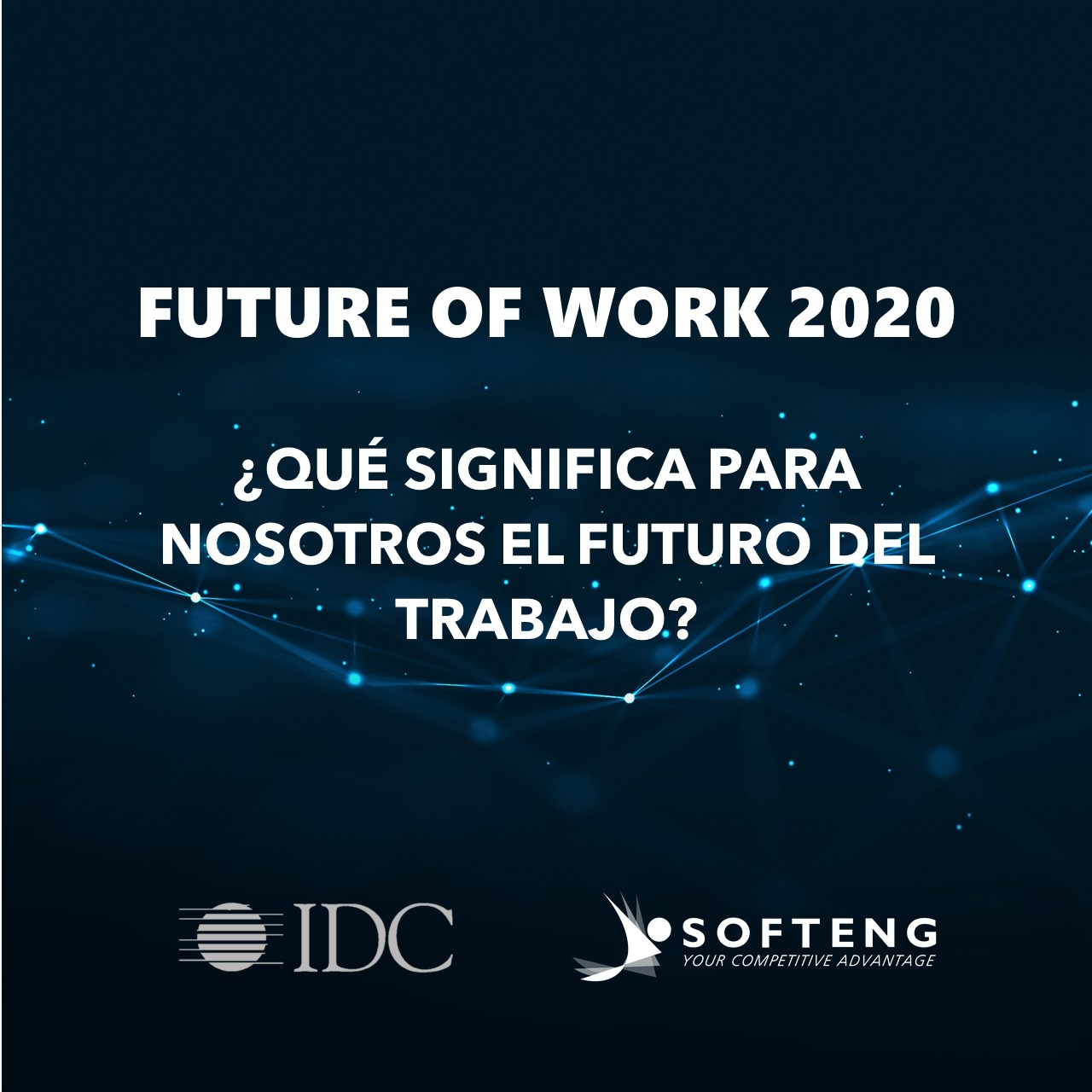 Softeng will participate in the Future of Work 2020