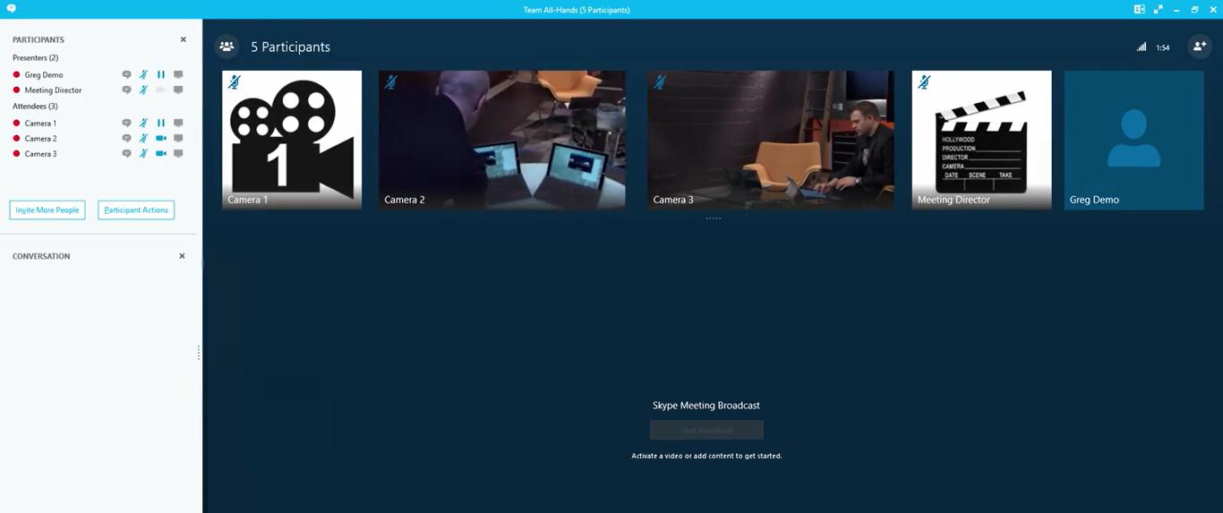 Microsoft ofrece a los clientes de Office 365 una solución completa de comunicación con las nuevas capacidades de Skype empresarial