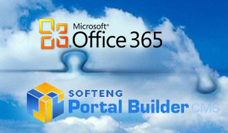 Softeng Portal Builder with Office 365 integration