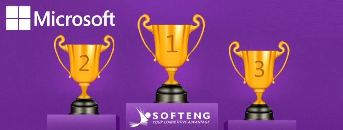 Softeng nuevamente premiada por Microsoft