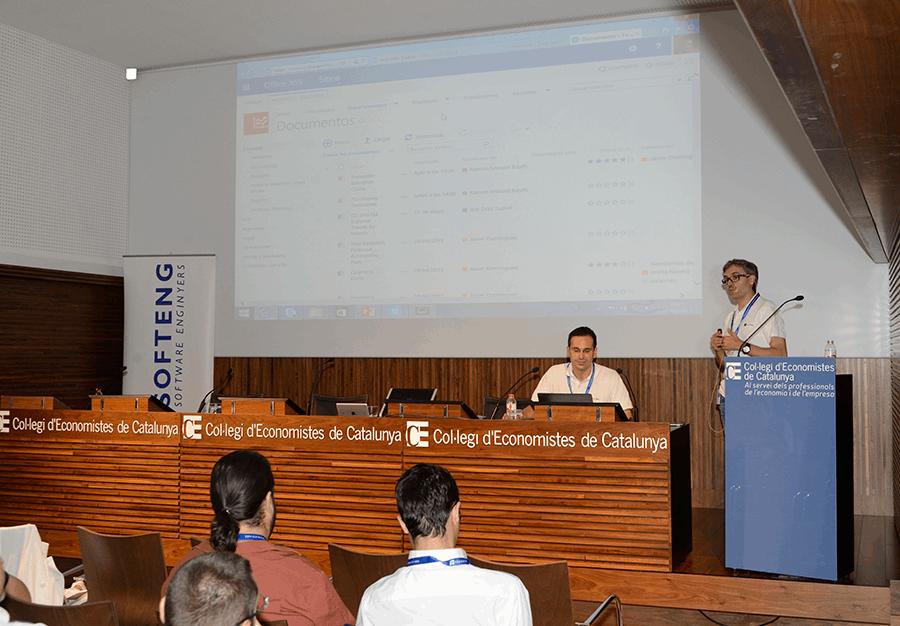 Gran satisfacción por el éxito del evento sobre Office 365 y Azure de Microsoft y Softeng