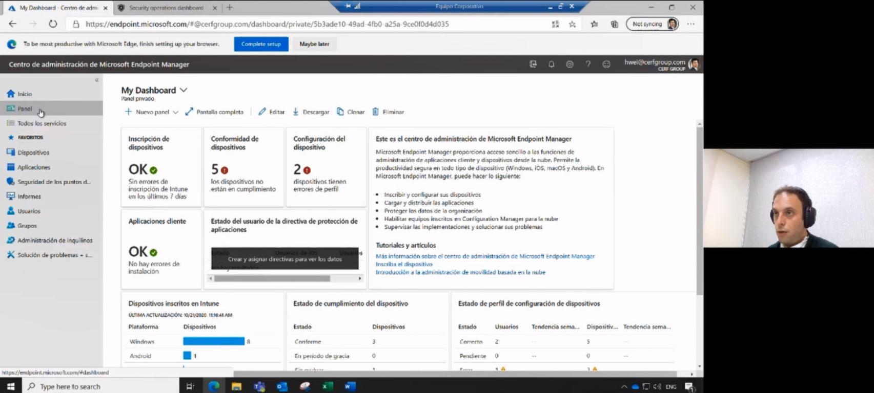 """Resumen del webinar """"Empresas Resilientes: la solución más rápida, productiva y segura de implantar el trabajo en remoto"""""""